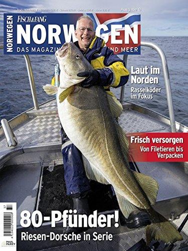 FISCH & FANG Sonderheft Nr. 38: Norwegen Magazin Nr. 8: Das Magazin für Angeln und Meer (Norwegen Magazin / Das Magazin für Angeln und Meer)
