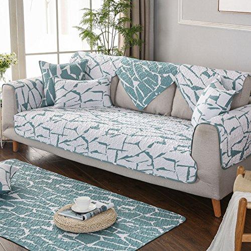 DIGOWPGJRHA Sesselbezug für Tiere, Slip deckt für Sofa Handtuch Sofa Set Sofa Handtuch Sers-Sofa für Wohnzimmer Sesselschoner Chunk Armbänder 110x160cm(43x63inch) B