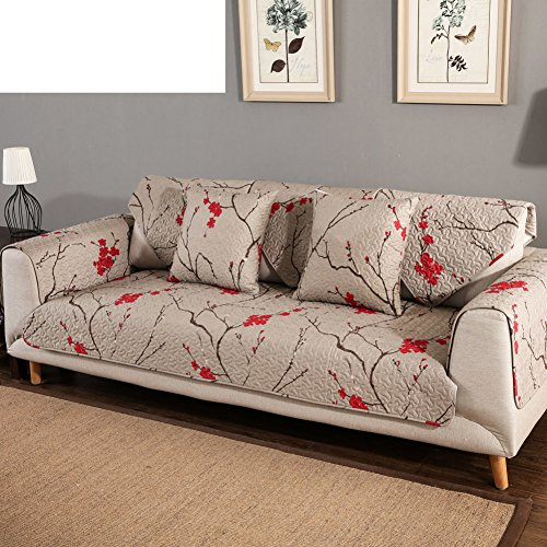 DIGOWPGJRHA Sesselbezug für Tiere, Slipcovers Sessel Sofa Handtuch Handtuch Sofa Set Sofa Set Einband Sesselschoner Chunk Armbänder 70x70cm(28x28inch) A